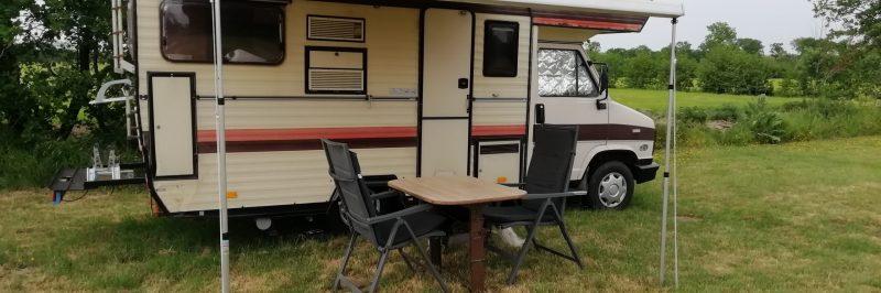 Retro-camper